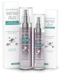 reeks oil shampoo senso duo